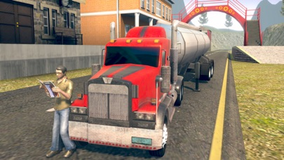 3Dを運転する石油輸送トラック - 燃料配達トラックシムのおすすめ画像6