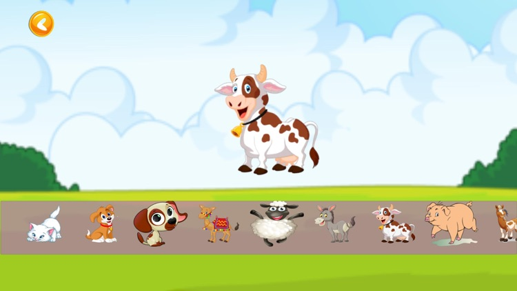 Animal World - enjoy learning screenshot-7
