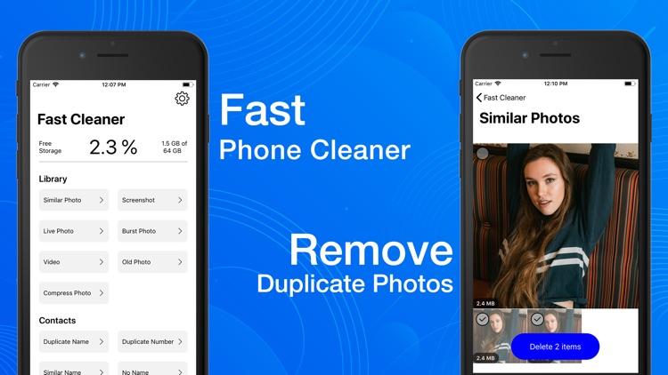 Phone Cleaner: Clean Duplicate