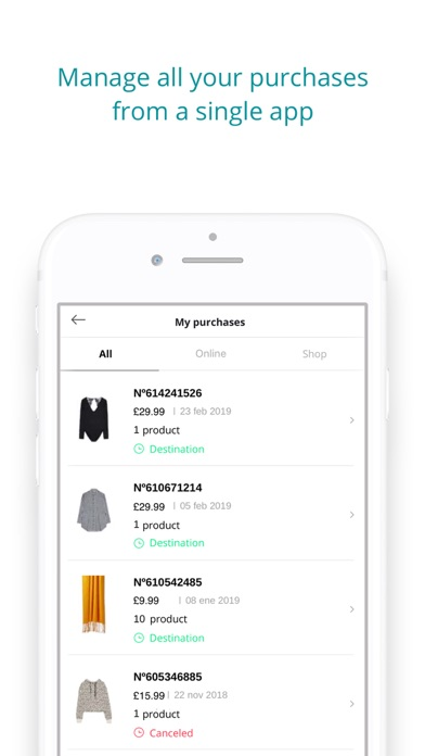 Screenshot for Stradivarius - Fashion Store in Czech Republic App Store