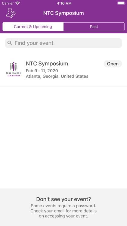 NTC Symposium