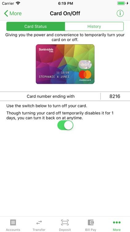BankMobile App screenshot-4