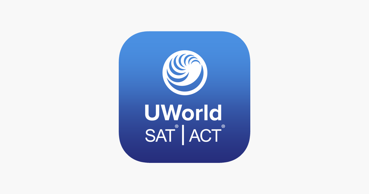 UWorld SAT & ACT on the App Store