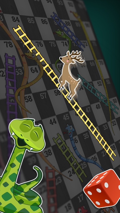Snakes and Ladders - dice game screenshot-6