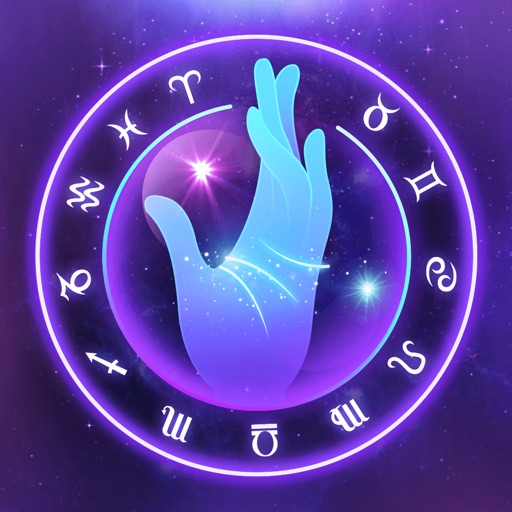 Astro Palmistry & Horoscope icon