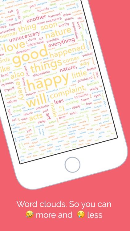 Emojion Journal & Mood Diary screenshot-3