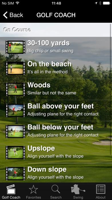 Everyday Golf Coach screenshot
