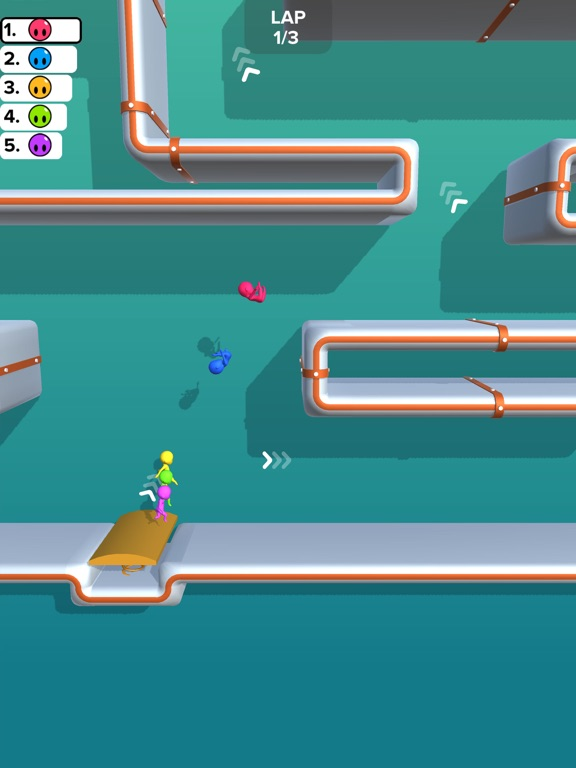 Run Race 3D screenshot 8