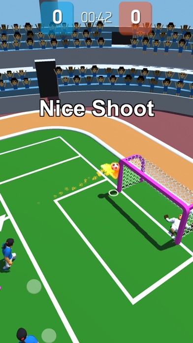 Goal Master 3D screenshot 3
