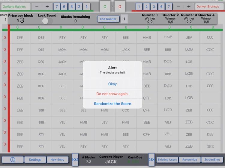 Super Bowl Blocks screenshot-3
