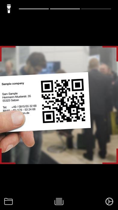 Barcode + QR Code Scannerのおすすめ画像2