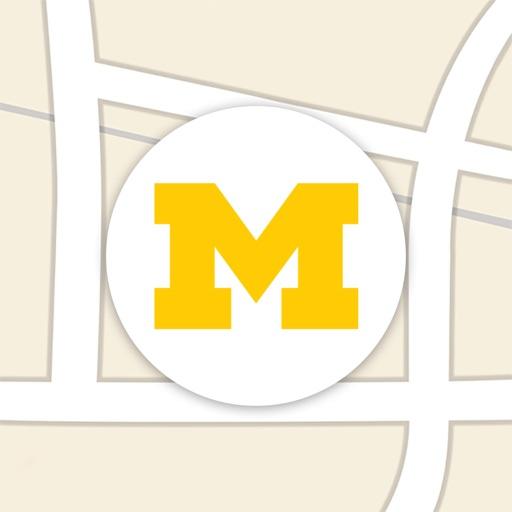 UMich Campus Maps