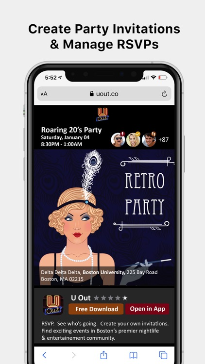 UOut – Social Nightlife App screenshot-3
