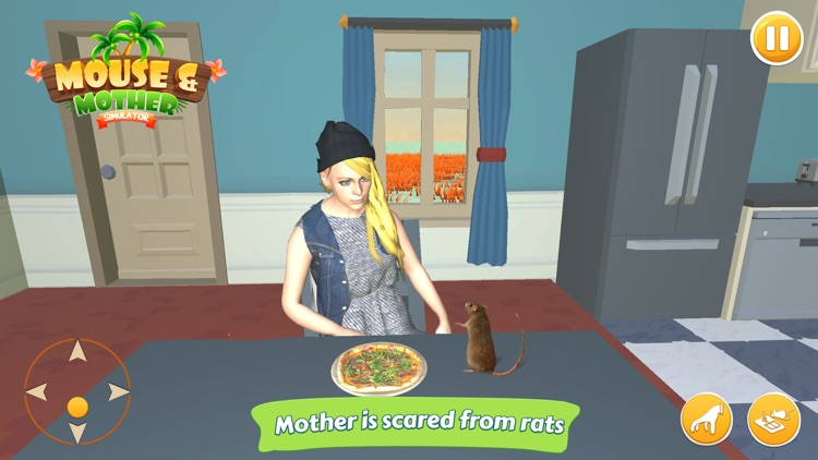 Mouse & Mother Life Simulator