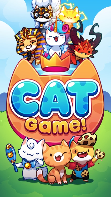 Cat Game - The Cats Collector! screenshot-0