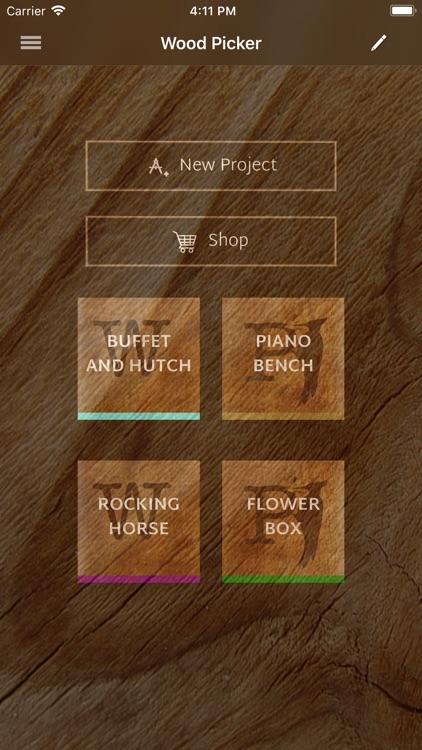 WoodPicker screenshot-0