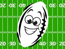 Football Emojis - Touchdown