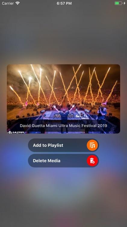 iPlayer® - Feel the Music screenshot-7