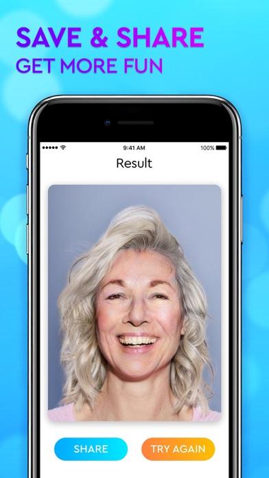 Face Aging App - Celeb alike screenshot 4