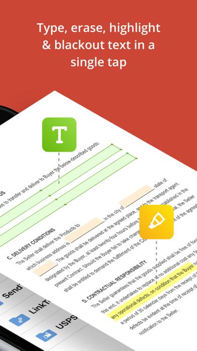 PDFfiller: Edit and eSign PDFs Screenshot