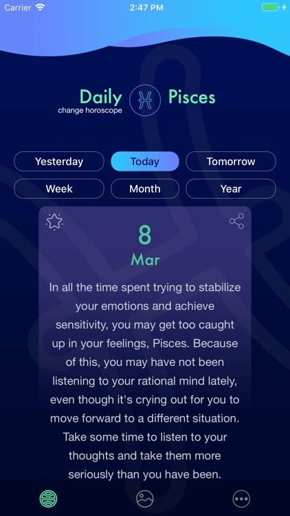 Daily Horoscope for Pisces