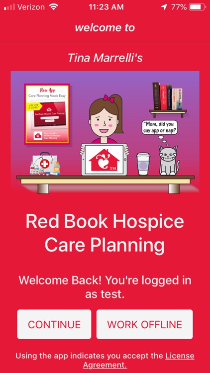 Red Book Hospice Care Planning