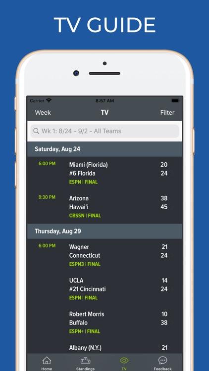 San Diego State Football App screenshot-6