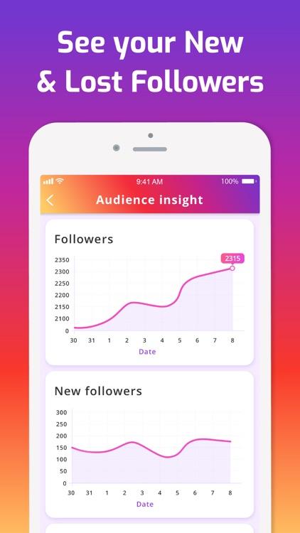 iMetric Tracker for Instagram
