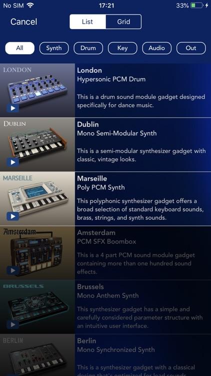KORG Gadget 2 Le screenshot-3