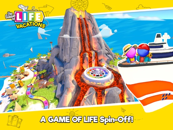 THE GAME OF LIFE Vacations Screenshots