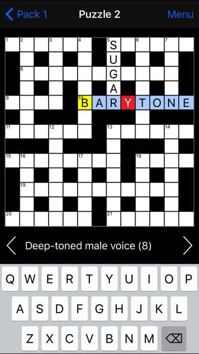 Crossword for windows pc