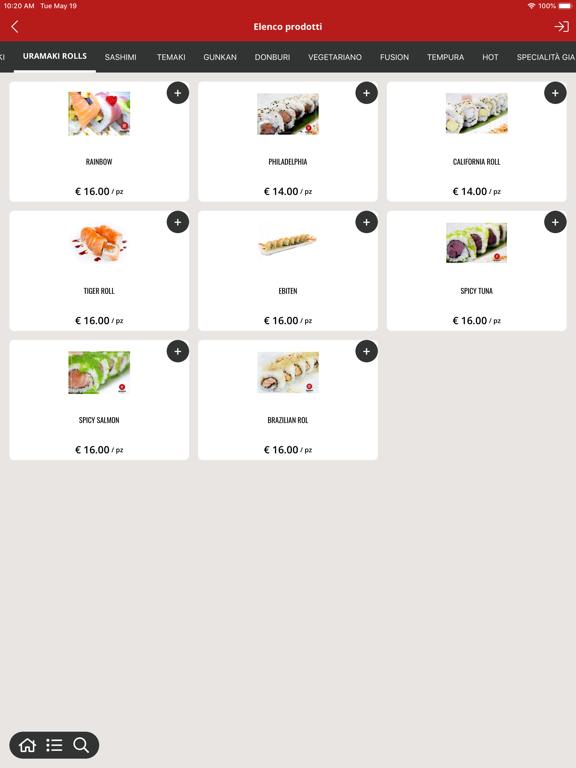 Giappo Sushi screenshot 7