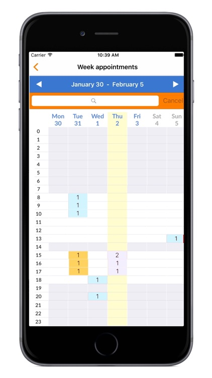 Sms Planner - Send your SMS screenshot-3