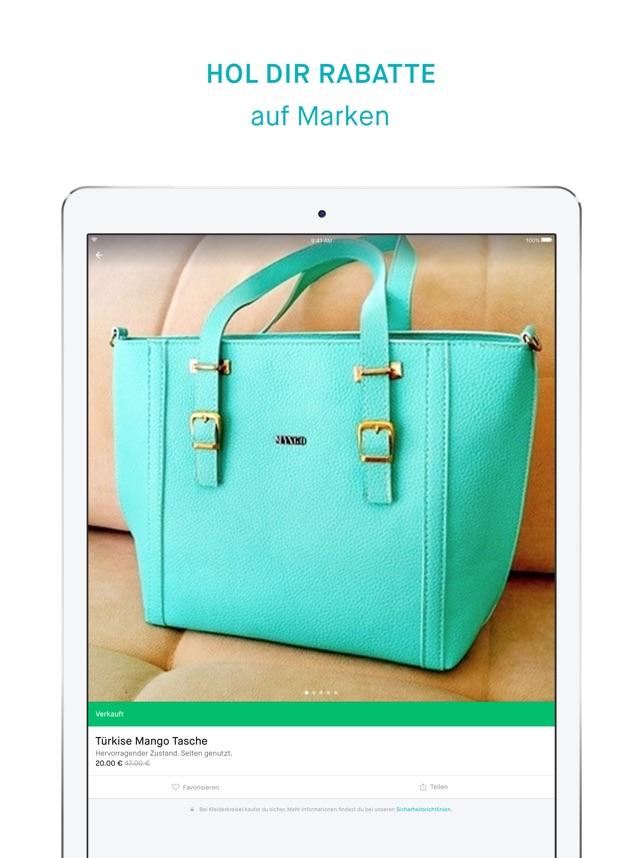 Kleiderkreisel on the App Store