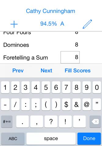 Gradekeeper for iPhone - náhled