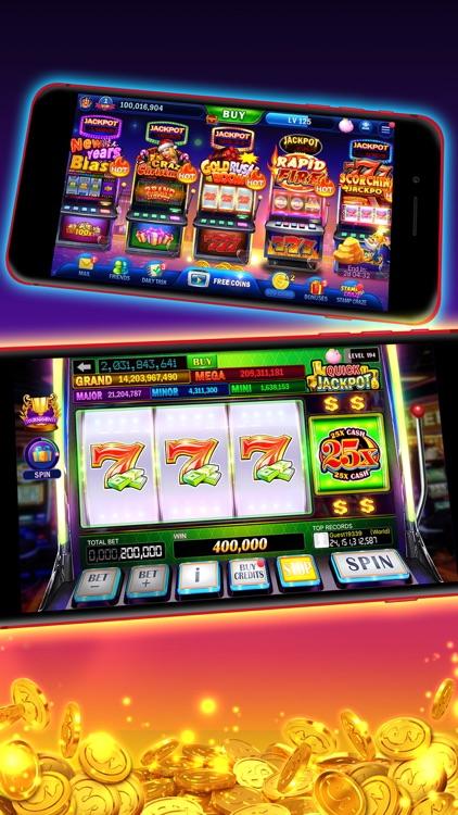 Classic Slots - Casino Games screenshot-5