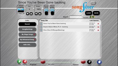 SongFixer™ screenshot two
