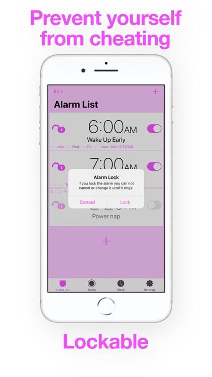 Mathe Alarm Clock screenshot-3