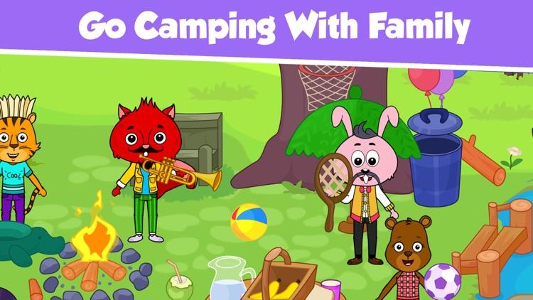 My Animal Town - Pet Games screenshot-5