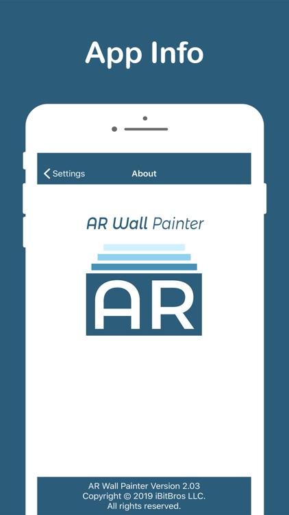 AR Wall Painter screenshot-5