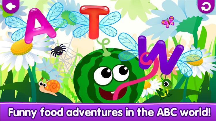 Alphabet! Phonics Games Kids! screenshot-7