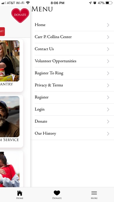 The Salvation Army - DFW screenshot 3