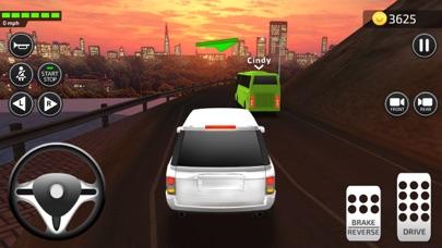 Herunterladen Auto Spiele: Fahrschule 2020 für Android