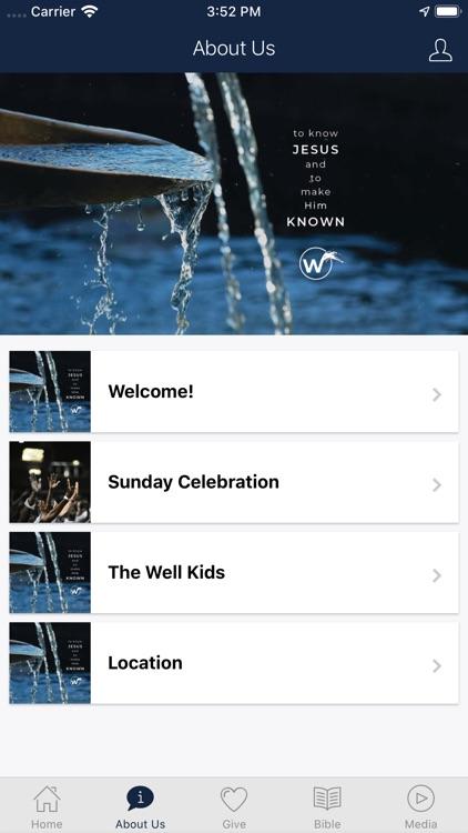 The Well - A Vineyard Church