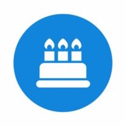 生日助手Sticker