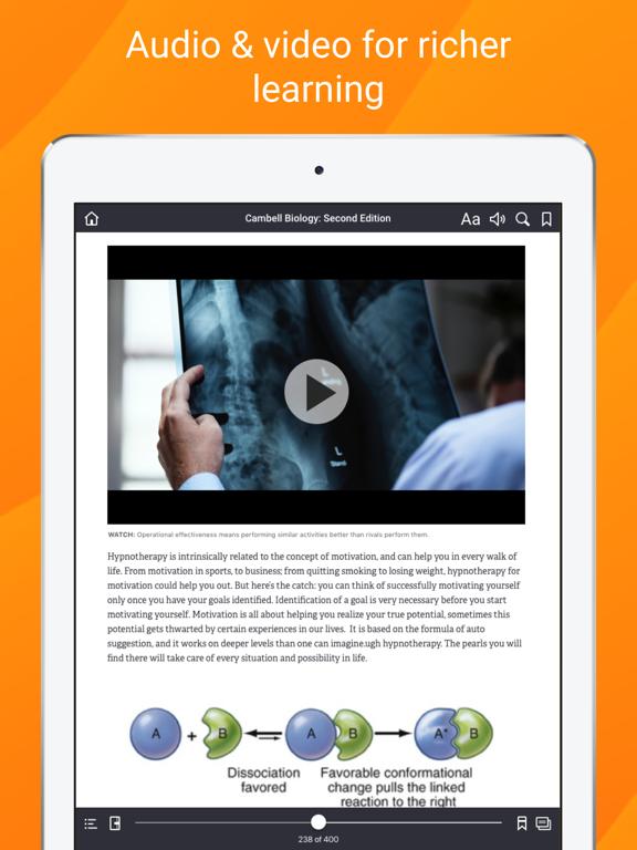 ClinicalKey Student Bookshelf screenshot 8