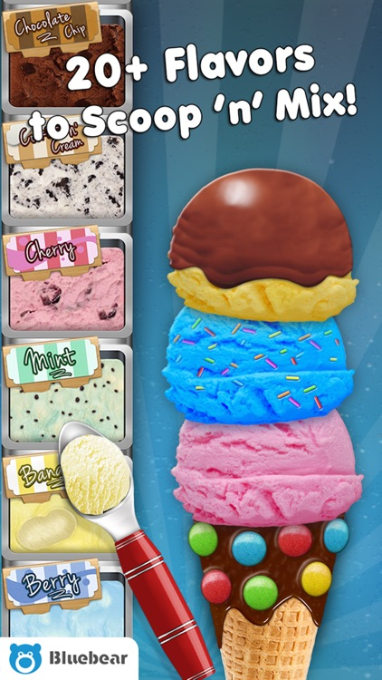 Ice Cream Maker - by Bluebear screenshot-3
