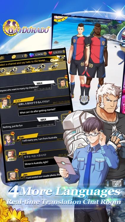 Gaydorado screenshot-4
