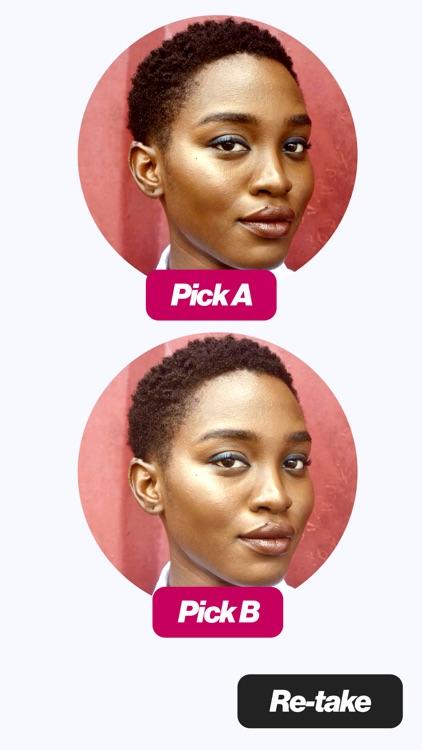 Headshot: Portrait Selfies
