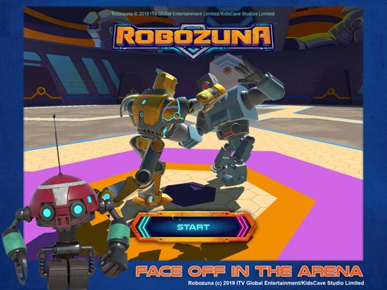 Robozuna screenshot 3